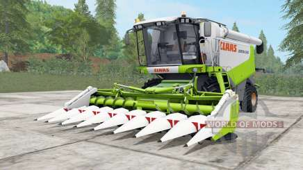 Claas Lexion 530 sheen green para Farming Simulator 2017