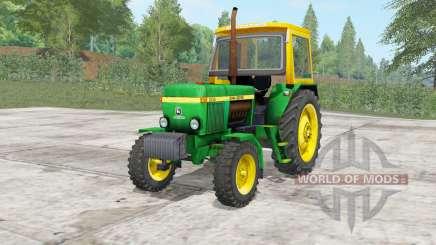 A John Deere 1030 Macio Toƥ para Farming Simulator 2017