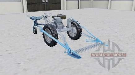 BCS 622 con carrello para Farming Simulator 2017