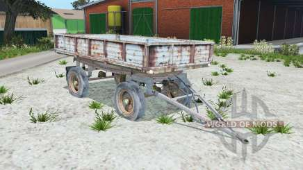Autosan D-47 botticelli para Farming Simulator 2015