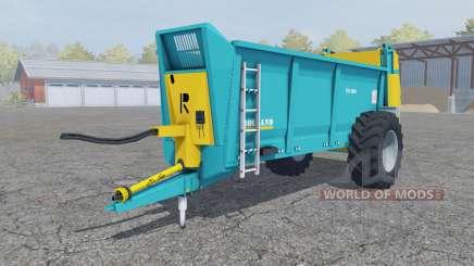 Rolland V2-160 para Farming Simulator 2013