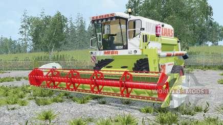 Claas Dominator 218 Mega para Farming Simulator 2015