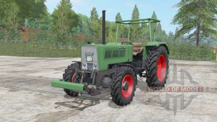 Fendt Farmer 102S-108S Turbomatik para Farming Simulator 2017