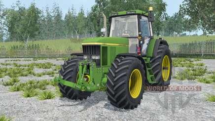 John Deere 7010-series para Farming Simulator 2015