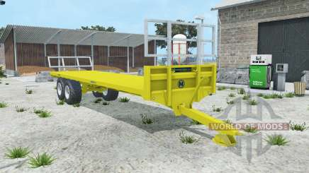 Marshall BC-32 peridot para Farming Simulator 2015