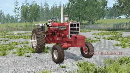 Farmall 1206 1965 para Farming Simulator 2015