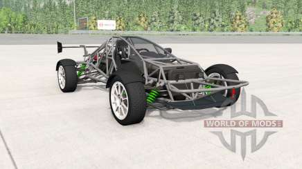 Civetta Bolide Track Toy v5.0 para BeamNG Drive