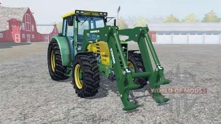 Buhrer 6135 Uma frente loadeᶉ para Farming Simulator 2013