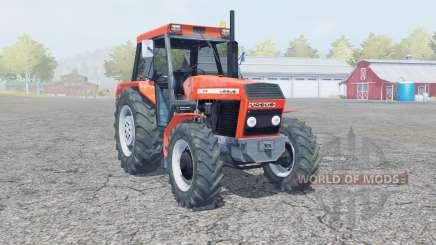 Ursus 1014 manual ignition para Farming Simulator 2013