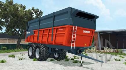 Thievin Cobra 210-40 pomegranate para Farming Simulator 2015