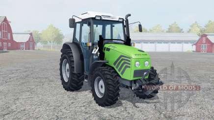 Deutz-Fahr Agroplus 77 FL console para Farming Simulator 2013