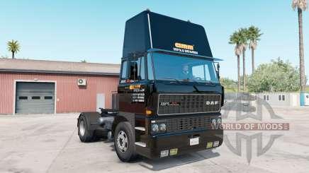DAF 2800 TopSleeper Cab para American Truck Simulator