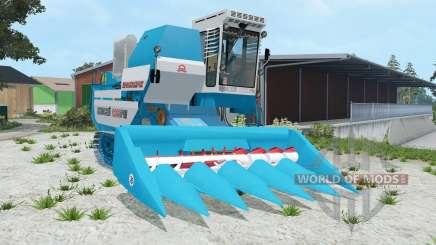 Yenisei-1200 RM para Farming Simulator 2015