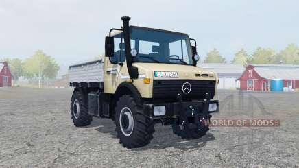 A Mercedes-Benz Uɳimog U1450 (Br.427) para Farming Simulator 2013