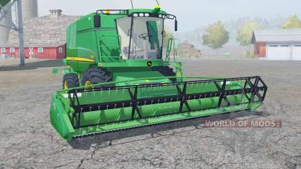 John Deere T670 para Farming Simulator 2013
