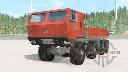 BigRig Truck v1.1 para BeamNG Drive