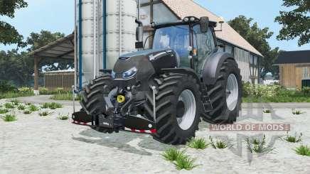 Case IH Optum 300 CVX black para Farming Simulator 2015