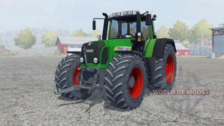 Fendt 820 Vario TMS HQ textures para Farming Simulator 2013