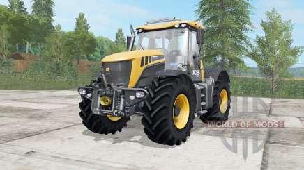 JCB Fastrac 3200-3230 Xtra Michelin tires para Farming Simulator 2017