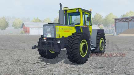 A Mercedes-Benz Trac 1800 Inteᶉcooleᶉ para Farming Simulator 2013