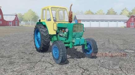 YUMZ-6L e manual de ignição para Farming Simulator 2013