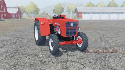 Universal 445 DT manual ignition para Farming Simulator 2013