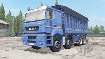 KamAZ-65201 com priceon para Farming Simulator 2017