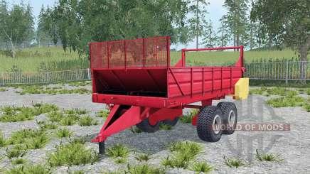 PRT-10 para Farming Simulator 2015