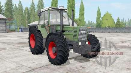 Fendt Favorit 611-615 LSA Turbomatik E para Farming Simulator 2017