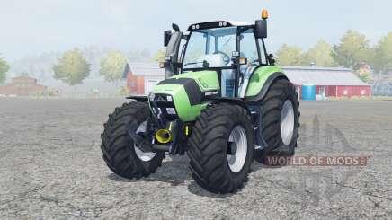 Deutz-Fahr Agrotron TTV 430 conversions interior para Farming Simulator 2013