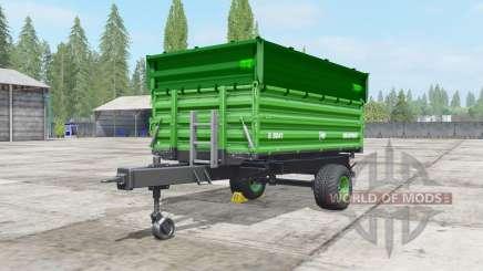 Brantneᶉ E 8041 para Farming Simulator 2017