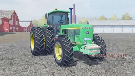 John Deere 4955 medium spring green para Farming Simulator 2013