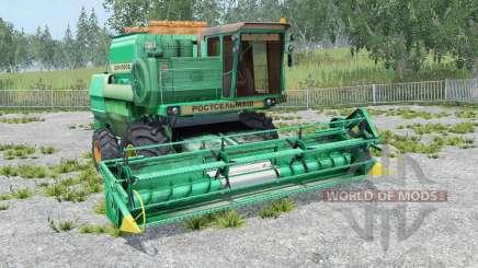 Não-1500B luz verde Okas para Farming Simulator 2015