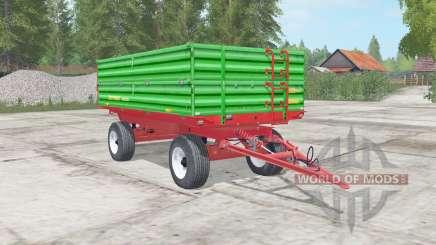 Pronar T653-2 vivid malachite para Farming Simulator 2017