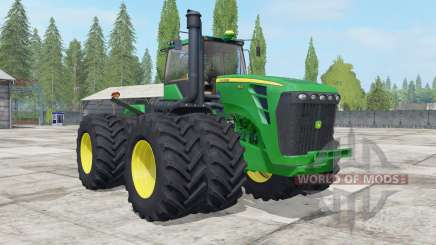 John Deere 9330-9630 para Farming Simulator 2017