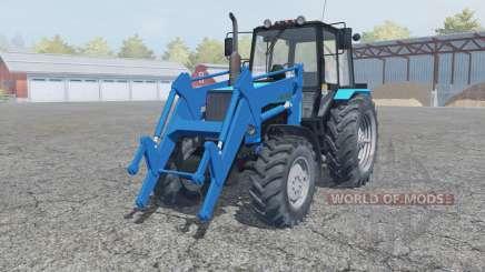 MTZ-1221 Bielorrússia Fontanny carregador para Farming Simulator 2013