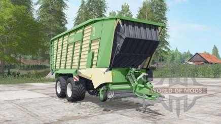 Krone ZX 430 GD fern para Farming Simulator 2017