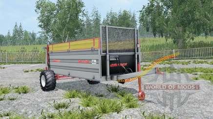Gruber SM 450 silver chalice para Farming Simulator 2015