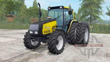 Valmet 6400 safety yellow para Farming Simulator 2017