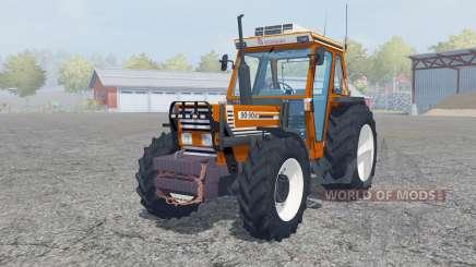 Fiat 90-90 DT front loader para Farming Simulator 2013