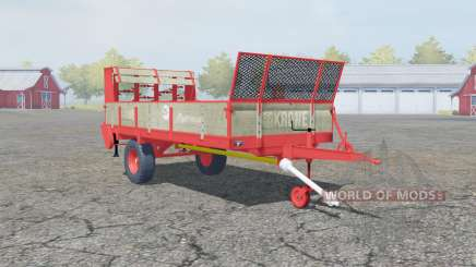 Krone Optimat 2.5 para Farming Simulator 2013