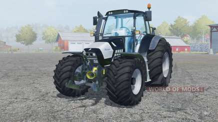 Lamborghini R6.135 VRT Black Beauty para Farming Simulator 2013