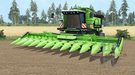 Deutz-Fahr 7545 RTS pastel green para Farming Simulator 2015