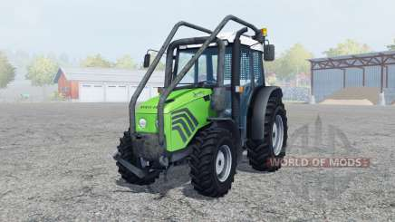Deutz-Fahr Agroplus 77 Forest Edition para Farming Simulator 2013