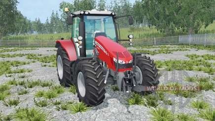 Massey Ferguson 5712 Dyna-VT para Farming Simulator 2015