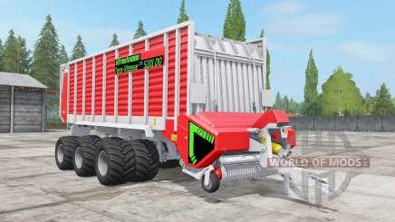 Strautmann Tera-Vitessᶒ CFS 5201 FAZER para Farming Simulator 2017