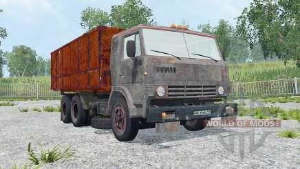 KamAZ-53212 enferrujado para Farming Simulator 2015