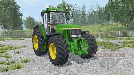 John Deere 7810 washable para Farming Simulator 2015