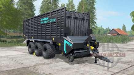 Strautmann Tera-Vitesse CƑS 5201 FAZER para Farming Simulator 2017
