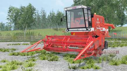 Bizon Super Z056-7 para Farming Simulator 2015